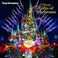 OST-TOKYO DISNEYLAND CASTLE PROJECTION DISNEY GIFT OF CHRISTMAS-JAPAN CD E59