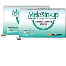 Melasin Up 1 Mg 20 Compresse