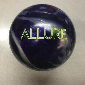 Ebonite Allure  1ST QUALITY  BOWLING  ball  15 lb.   BRAND NEW IN BOX    #074