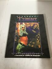 Vampire The Masquerade Clanbook Tzimisce Sourcebook Roleplaying Game ww2061