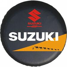 "For SUZUKI Grand Vitara XL-7 14"" or 15"" Spare Wheel Covers Vinyl Soft Protector"