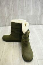 G by GUESS Babez Boot - Women's Size 8 M, Olive
