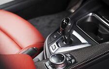 Carbon Wählhebel-Blende DKG Knauf passend für BMW M2 F87 M3 F80 M4 F82 F83 LCI