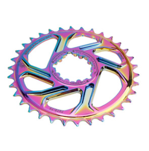 Bicycle Alloy Chainring 30/34/36/38T MTB Mountain Bike Chain Plate For SRAM GXP