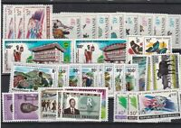 rwandaise mint never hinged stamps ref 16607