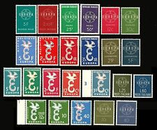"""Europa. Collection of """"Europa"""" issues. Mlh (Bi#14)"""