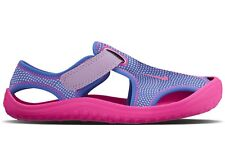 Nike Girls Sunray Protect PS Sandals 903633-500 Pink UK 2.5 EU 35 US 3Y New