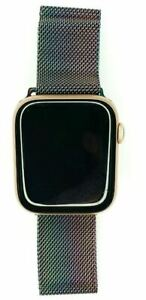 Magnetic Milanese Loop Stainless Steel Watch Band For Apple Series Free Shipping
