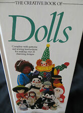 Creative Book of Dolls Homecraft Series by Jane Gisby HB 1997 Golden Press LN