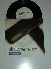 "PETER GABRIEL - Sledgehammer - 1986 UK 7"" vinyl single"