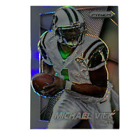 Michael Vick Silver Prizm 2014 Panini New York Jets SP Card PSA Ready Mike NFL