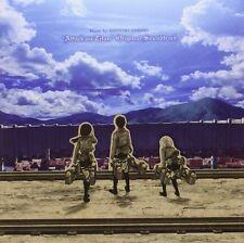 SOUNDTRACK CD Anime TV Music Attack on Titan Shingeki no Kyojin