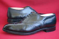 Alden US Gr. 10 EEE Full Brogue Oxford Business NP: 599 + Schuhspanner
