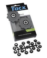 Tacx Schaltungsrädchen Jockey Wheels, Campagnolo 8/9/10 Shimano 7/8 Sram
