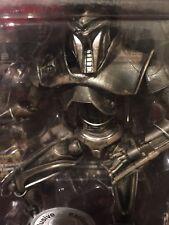 "Battlestar Galactica 7"" Battle Damaged"" Mortar Pack"" Cylon Centurion bg-4"