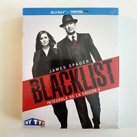prix explosé ! _ THE BLACKLIST (SAISON 4) ♦ COFFRET BLU-RAY NEUF ♦ James Spader