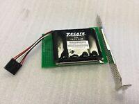 Tacate PowerBurst TPL LSI 49571-13 Rev A 13.5 V 6.4F Cache Battery w/ Bracket