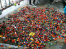 N☀️1 to 1000 POUNDS LB  LEGO LEGOS mix PIECES FROM HUGE BULK LOT PARTS @ RANDOM