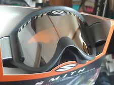 New listing Smith SnowBoard Ski Goggles Cascade Ii Carbon/Platinum/ Adult / One Size) New