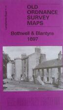 Old Ordnance Survey Maps Bothwell & Blantyre Lanarkshire Scotland 1897 Offer