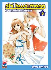 Shi Hwa Mong n. 6 di Jong Eun Lee - SCONTO 50% - ed. Planet Manga