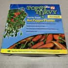 Original Topsy Turvy Upside Down Hot Pepper Planter As Seen On TV New in Box