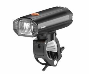 Professional 720 lumen Bike Light USB Rechargeable Black Aluminium Alloy 4000mAh