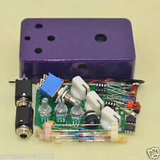 Build Your Own Fuzz Effect Pedal Case With 1590B Stomp Box Pedal Free Shipping