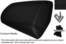 BLACK STITCH CUSTOM FITS KAWASAKI Z 1000 SX 10-13 REAR LEATHER SEAT COVER