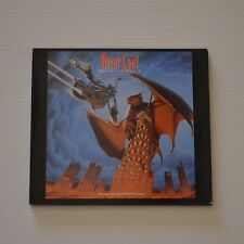 MEAT LOAF - Bat out of hell II - 1993 UK DIGIPACK CD PROMOTIONAL SAMPLE