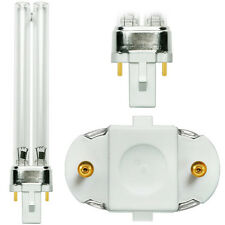 Replacement UV Lamp - 9 Watt - Universal - G23 Base 9W