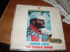 "SIMON LUCA "" PER FAVORE,BASTA"" FESTIVALBAR'75 ITALY"