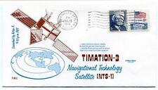 1974 TIMATION 3 Navigational Technology Satellite NTS-1 Atlas F Vandenberg NASA