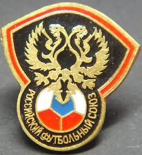 Russian Football Union Badge Stud fitting In gilt 25mm x 26mm