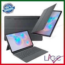 """Custodia Originale per Samsung Tab S6 10.5"""" Book Cover o Keyboard con Tastiera"""