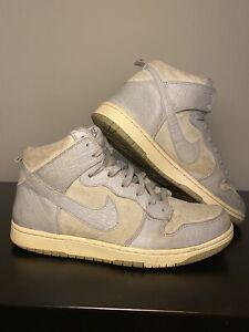 "Nike Dunk CMFT Premium 705433 022 ""Grey Python"" Size 10.5"