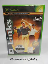 LINKS 2004 (XBOX) NUOVO SIGILLATO NEW - PAL VERSION