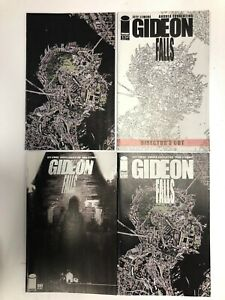 Gideon Falls #1 LOT SET cover A C F Virgin Directors cut Sketch by Jeff Lemire