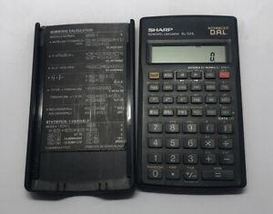 VINTAGE CALCULATOR: Vintage Sharp Scientific Calculator- EL-531L