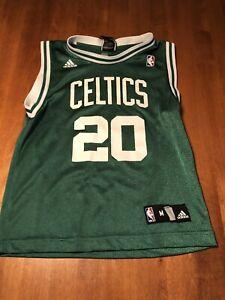 NBA Ray Allen jersey - #20 Boston Celtics - Youth Medium