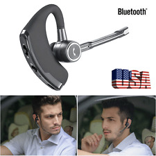 Universal Bluetooth Wireless Headset Stereo Headphone Earphone Sport Handfree US