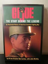 GI JOE The Story behind the legend - 1996 Hard Cover Book by Don Levine