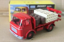 Berliet GAK plateau brasseur Kronenbourg 588 K  Dinky Toys Atlas 1/43 NEUF
