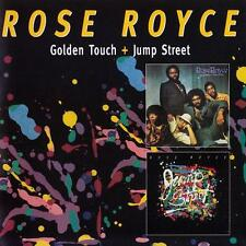 Rose Royce - Golden Touch & Jump Street (2 Albums) (CD 2011) NEW/SEALED