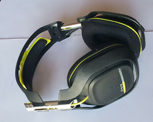 USED ASTRO Gaming A50 Gaming HEADSET ONLY (Gen 2) for Xbox PC MAC - BLACK LIME