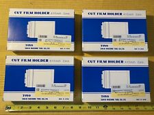 Toyo Cut Film Holder 4x5 Inch Qty 2 # 10141 - UNUSED CONDITION - 4 Available