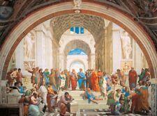 Clementoni School of Athens 500 Piece Raphael Fine Art Painting Jigsaw Puzzle