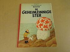 STRIP MET LINNEN RUG UIT 1961 / KUIFJE - DE GEHEIMZINNIGE STER