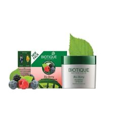 Biotique Bio Berry Plumping Lip Balm Smoothes & Swells Lips - 12 gm