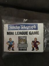 2005 Mini Rugby League State Of Origin Game And Figures